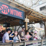 Showtime House SXSW Daytime, THE CHI, Clive Bar