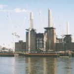 Battersea power station because Pink Floyd.