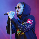 SAN FRANCISCO, CA - AUGUST 11: Future performs on the Twin Peaks Stage during the 2018 Outside Lands Music And Arts Festival at Golden Gate Park on August 11, 2018 in San Francisco, California.  (Photo by FilmMagic/FilmMagic) *** Local Caption *** Future;Nayvadius DeMun Wilburn